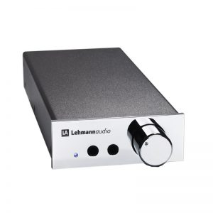 Lehmann Audio Linear USB II Headphone Amplifier