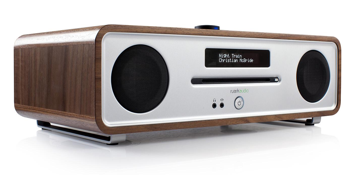 ruark r4 mk3 tabletop music system home media. Black Bedroom Furniture Sets. Home Design Ideas