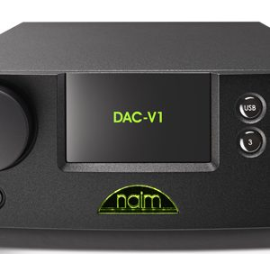 Naim Audio DAC-V1 Front