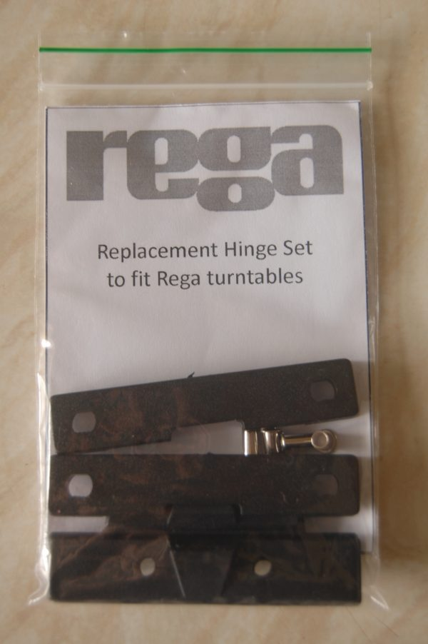 Rega Hinge Set To Fit Rega Turntables