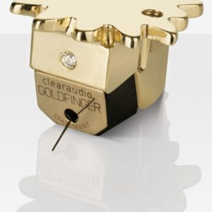 Clearaudio Goldfinger Statement Audiophile MC Cartridge