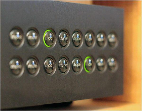 Naim Audio NAC 252 Pre-Amplifier Close-Up
