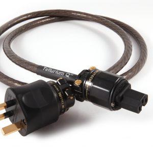 Tellurium Q Black Power Mains Cable