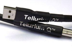 Tellurium Q Black USB A to USB B Cable
