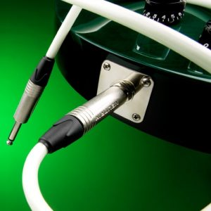 Chord Cream Cable For Guitar And Bass Instrument