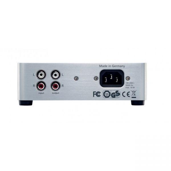 Beyerdynamic A20 Headphone Amplifier Back