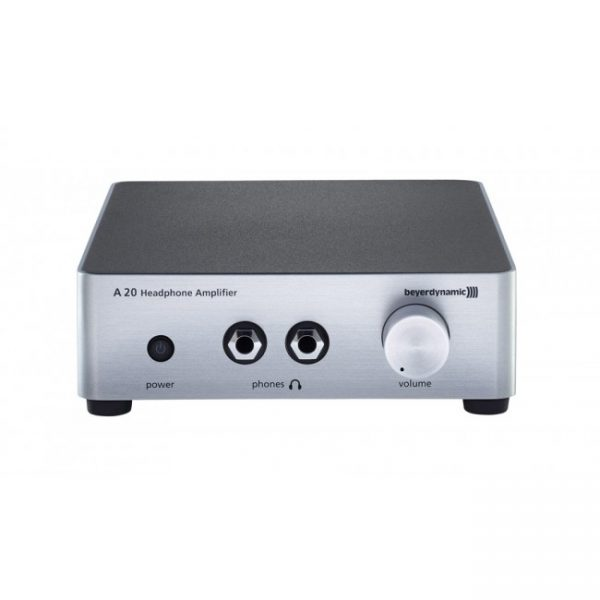 Beyerdynamic A20 Headphone Amplifier Front