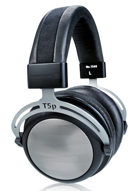 Beyerdynamic T5P Over-Ear Headphones Angle