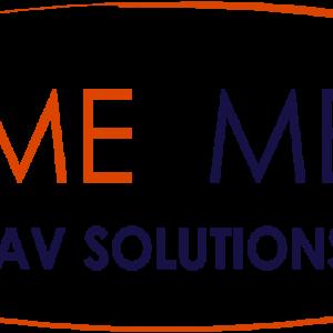 Home Media AV Solutions Logo