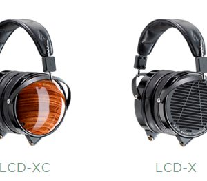 Complete Audeze Headphone Range - LCD-2, LCD-X, LCD-XC, LCD-3