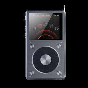 FiiO X5 2nd Generation (x5ii) Portable Audio Player Digital DAP Front
