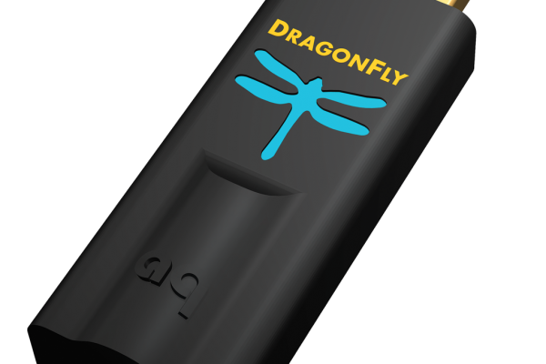 AudioQuest DragonFly Black Portable USB DAC & Headphone Amplifier