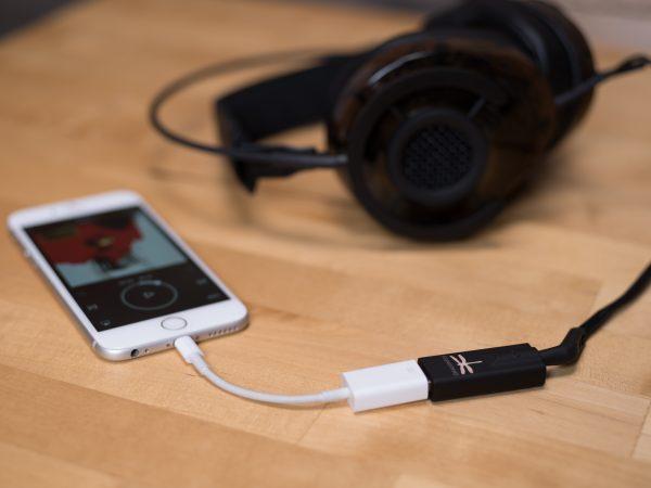 AudioQuest DragonFly Black Portable USB DAC & Headphone Amplifier 3