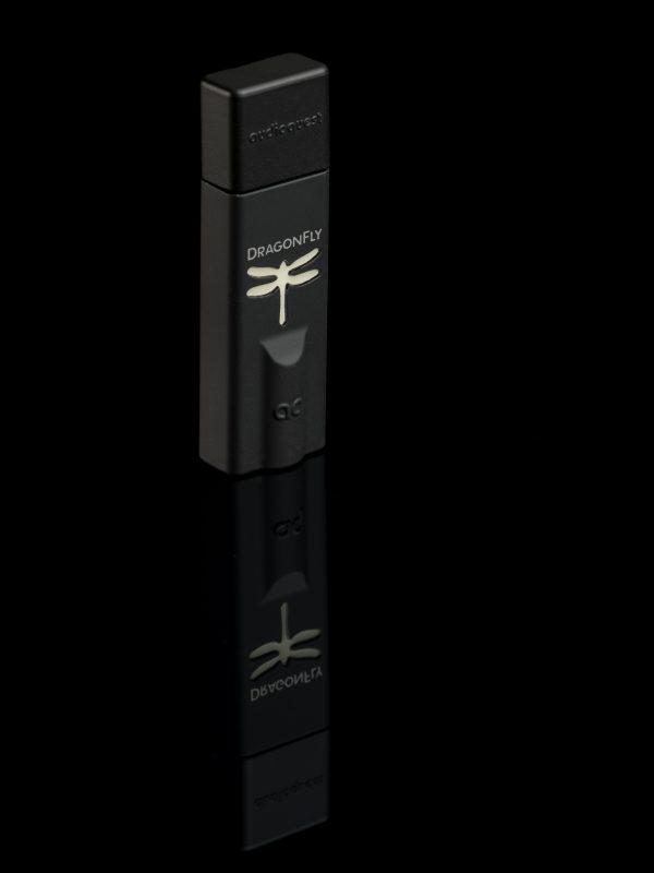 AudioQuest DragonFly Black Portable USB DAC & Headphone Amplifier 2