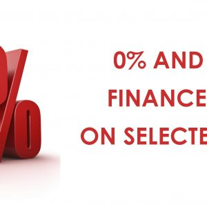 A2 Finance in red blog header