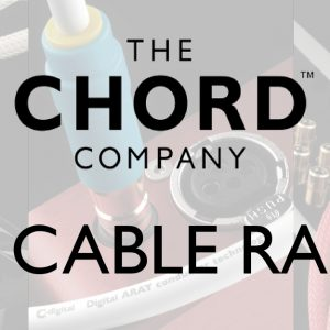 Chord Company New Range of Cables for 2016