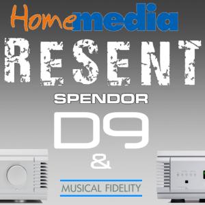 Home Media Welcomes The New Spendor D9 Loudspeaker