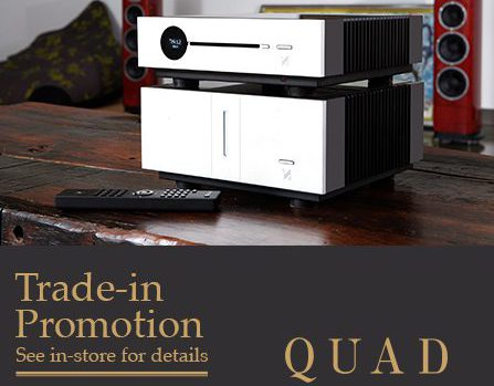 Quad Artera Trade-in promotion
