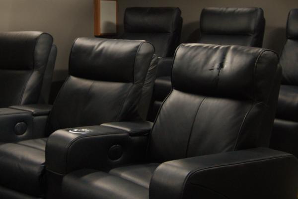 Home Media Cinema Room Installation
