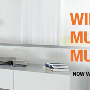 Heos Wireless Multiroom Music System