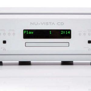 Musical Fidelity Nu-Vista CD silver