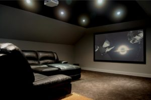 Attic Cinema System