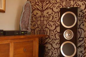 Lounge Hi-Fi System
