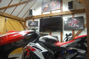 Motorcycle Barn