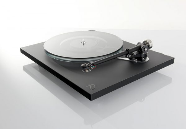 Rega Planar 6 Turntable angle