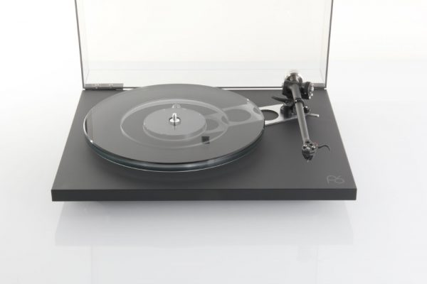 Rega Planar 6 Turntable close up