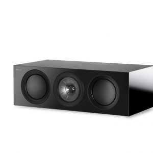 KEF R2c Centre Speaker Black