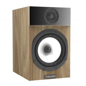 Fyne Audio F300 Bookshelf Speaker Light Oak