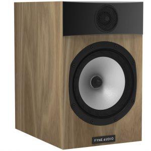 Fyne Audio Bookshelf Speaker Light Oak