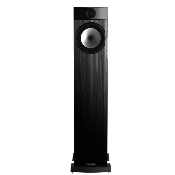 Fyne Audio F302 Floorstanding Loudspeaker Black Ash