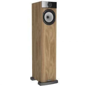 Fyne Audio F302 Floorstanding Loudspeaker Light Oak