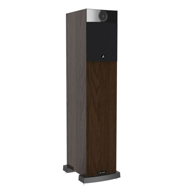 Fyne Audio F302 Floorstanding Loudspeaker Walnut