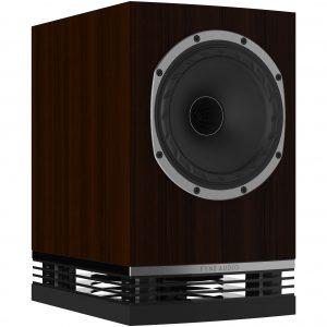 Fyne Audio F500 Bookshelf Speaker Dark Oak
