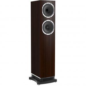 Fyne Audio F501 Floorstanding Loudspeaker Dark Oak