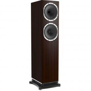 Fyne Audio F502 Floor Standing Loudspeaker Dark Oak