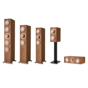 KEF revamps its iconic R Series