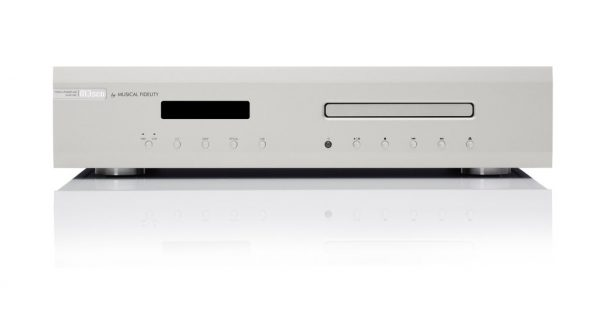 Musical Fidelity M3sCD CD Player Silver