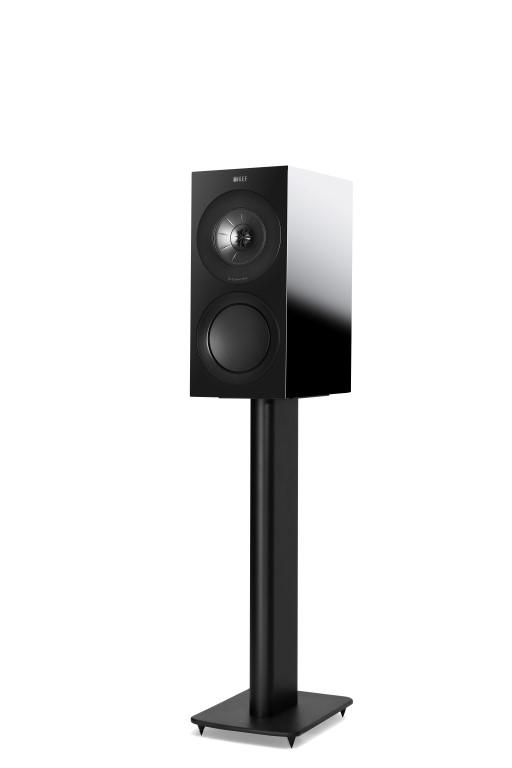 KEF R3 Bookshelf Speaker Black