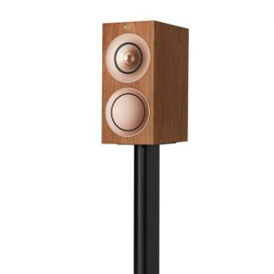 KEF R3 Bookshelf Speaker Walnut