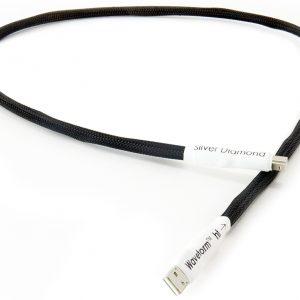 Tellurium Q Silver Diamond USB Cable
