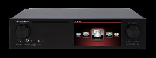 NOVAFiDELITY X35 Music System