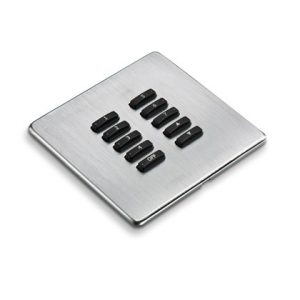 Rako WCM-100 10 Button Modular Pannel