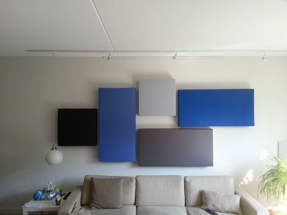 Gik Acoustics 242 Acoustic Panel Home Media