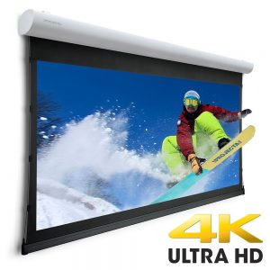 Projecta Tensioned Elpro Concept 4K UHD Motorised Screen