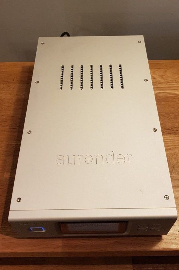 Aurender X100L 6TB Network Player Streamer