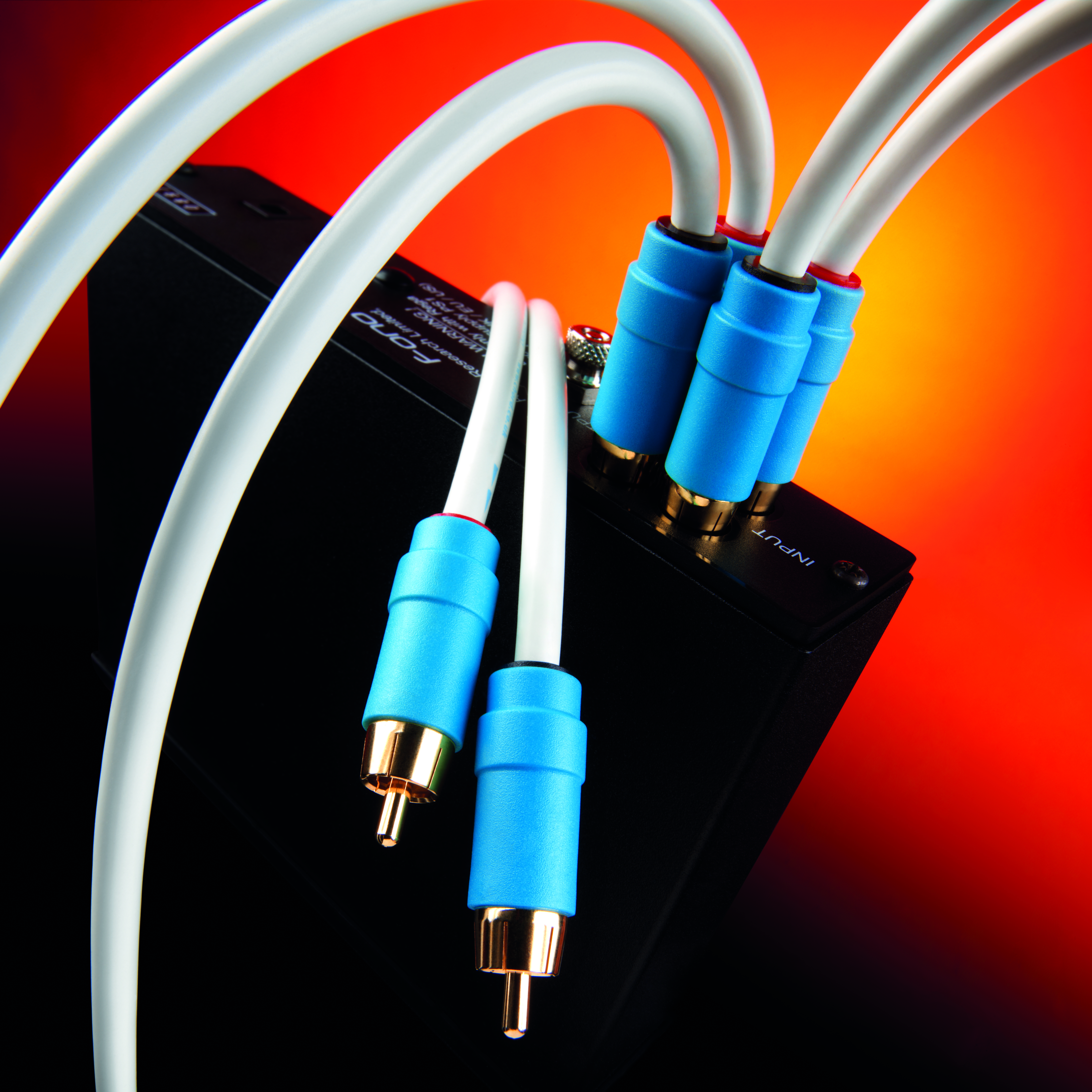 Chord Company C Line Analogue Rca Cable Home Media